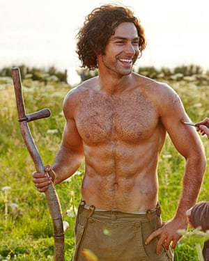 The Radio Times best TV moment of 2015, in Poldark.