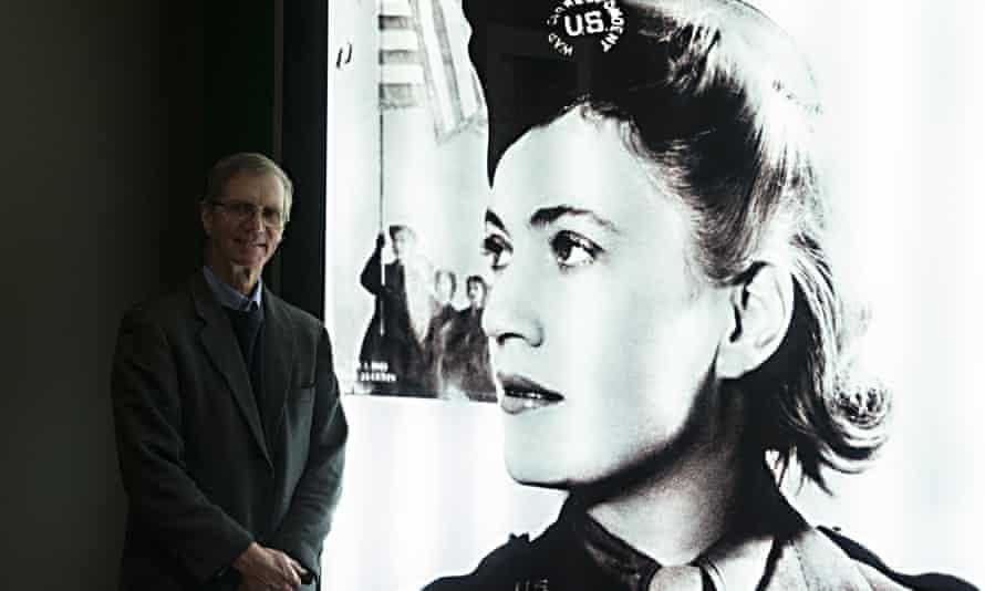 Tony Penrose, the son of photographer Lee Miller