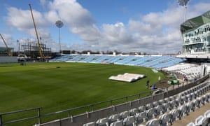 Headingley is due to host Yorkshire against Nottinghamshire from Friday and has just suffered its first four-day washout.