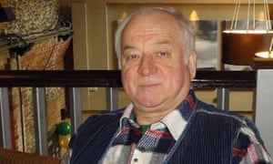 Sergei Skripal pictured before the attack