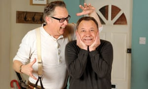 Vic Reeves and Bob Mortimer in House of Fools.