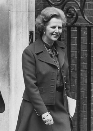 Margaret Thatcher in 1982: 'When she became education secretary in 1970, she found a poll in her Barnet constituency running at 80% against a return to selective education.'