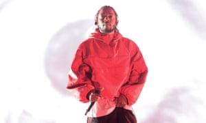 Virtuoso: Kendrick Lamar performing live in Los Angeles