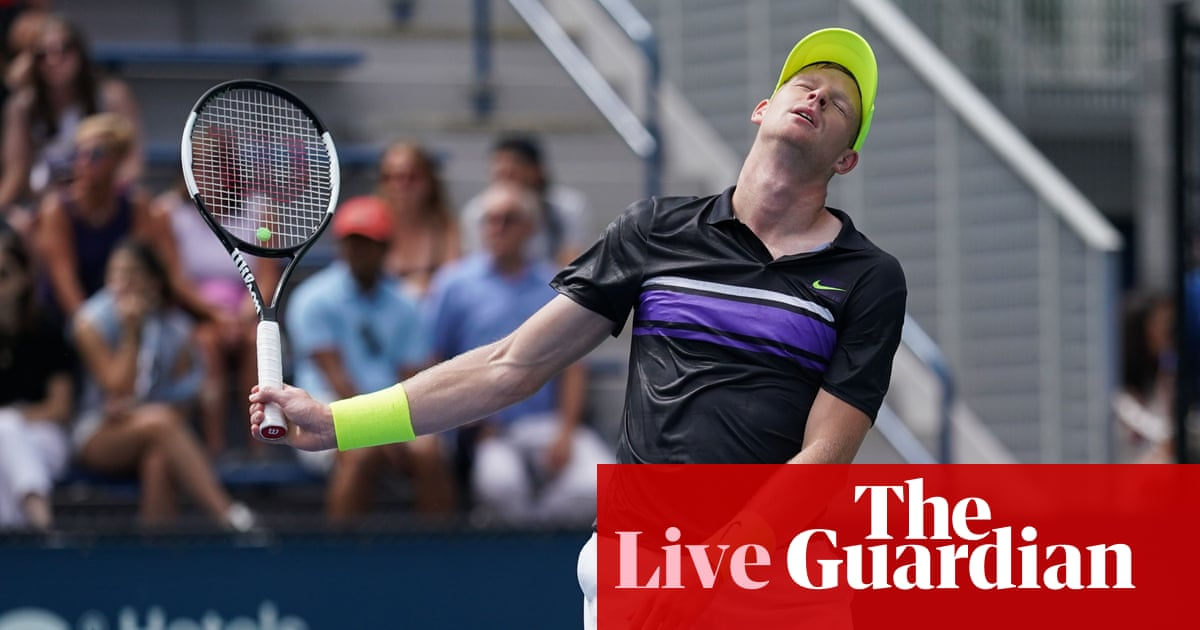 US Open 2019: Edmund and Halep in action, Tsitsipas out and more – live!