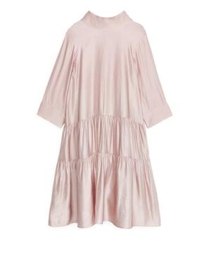 Gathered dress, £89, arket.com