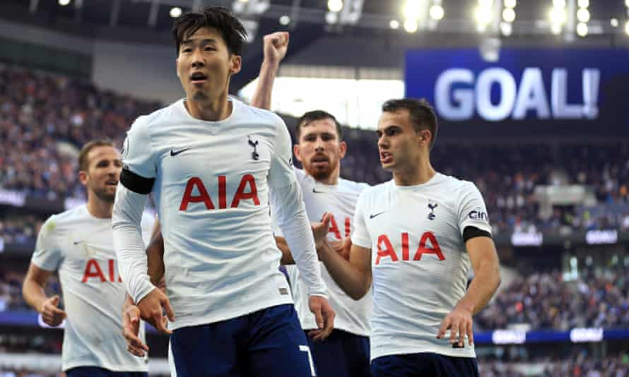 Son Heung-min: pure love for Spurs.