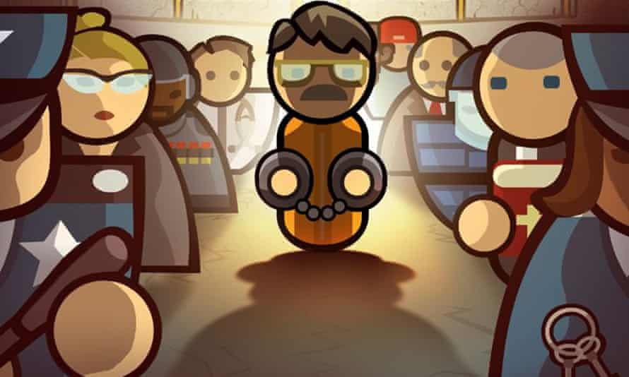Prison Architect, a game by Introversion Software that invites the player to evaluate the ethics of mass incarceration