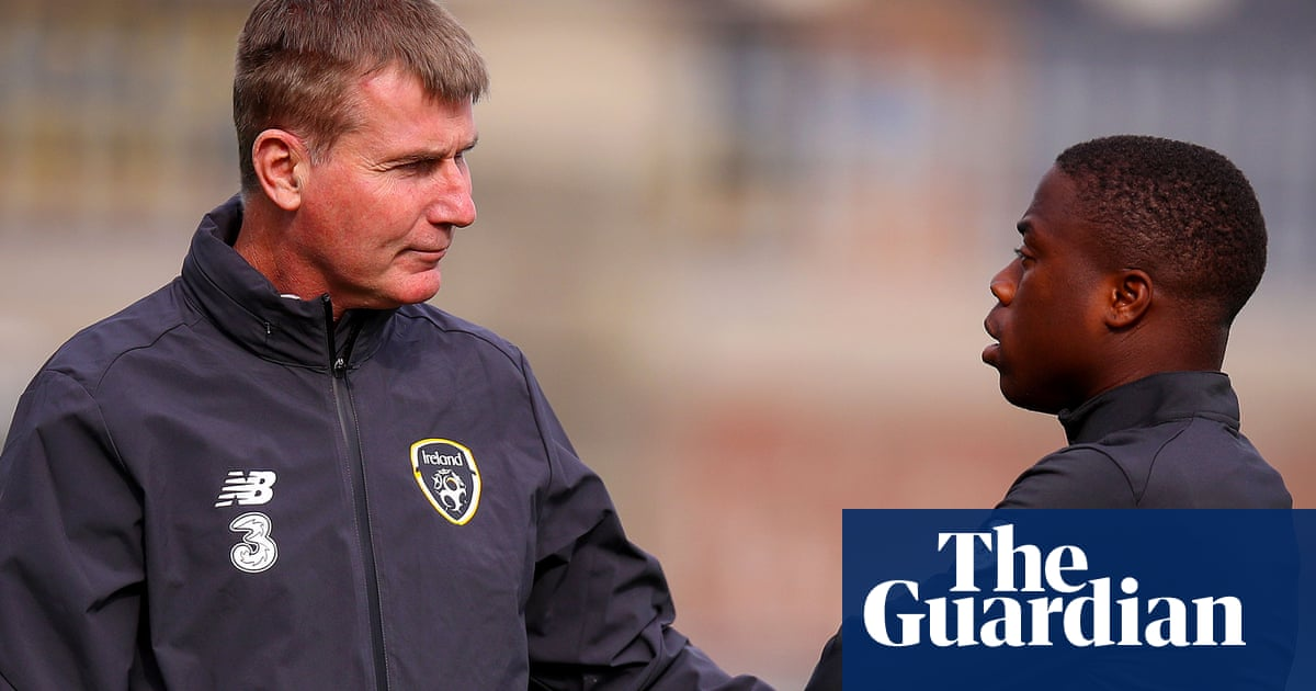 Stephen Kenny's golden touch still evident as he prepares for Ireland job | Ewan Murray