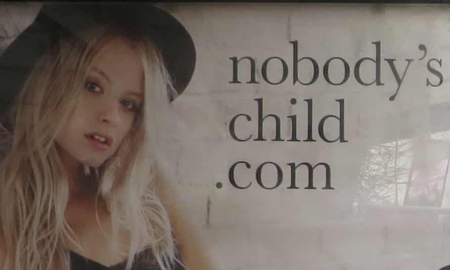 Nobody's Child ad: banned by the ASA.