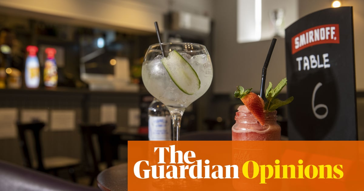 Pubs and restaurants haven't reached the post-Covid champagne moment yet