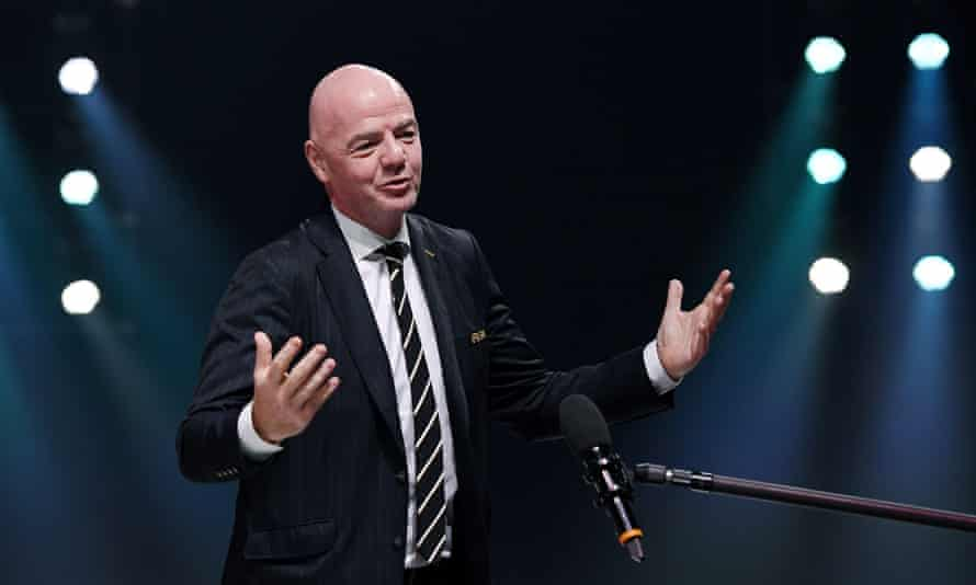 Fifa's president Gianni Infantino has made no secret of his desire for tougher regulations on agents.