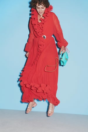 A still from the Mulberry presentation.