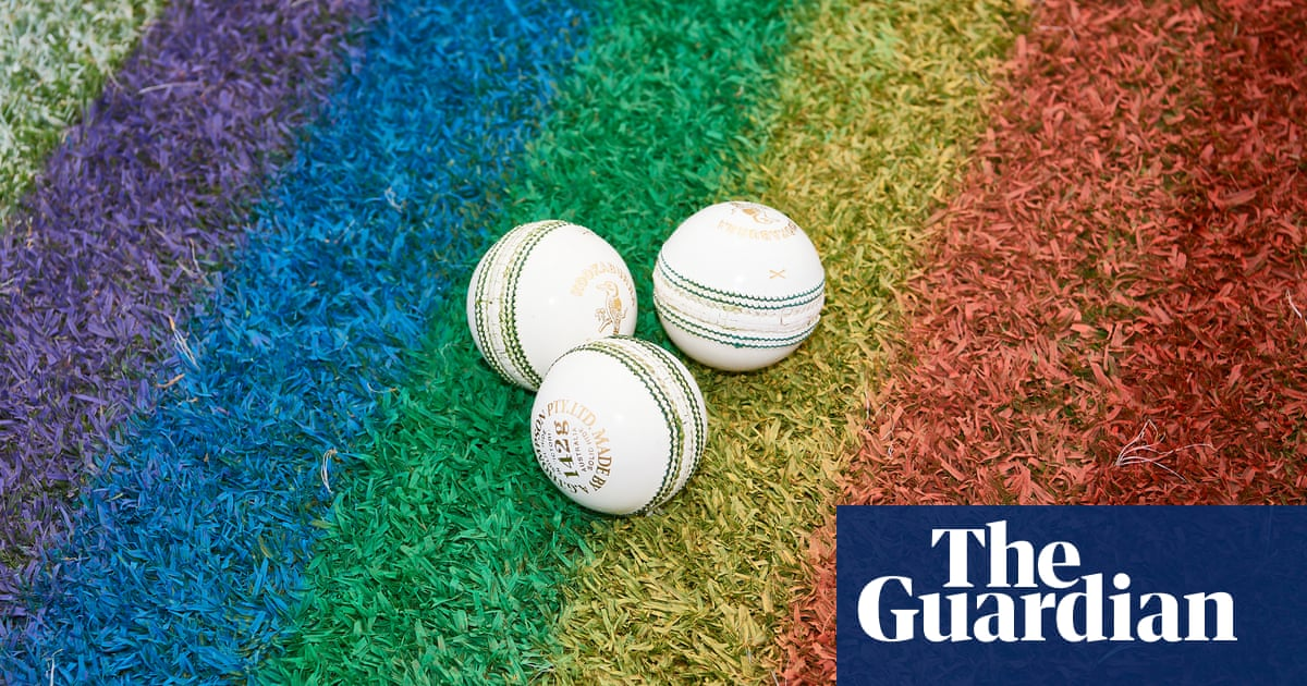 Our players are our voice: Big Bash pride game seeks to educate | Megan Maurice