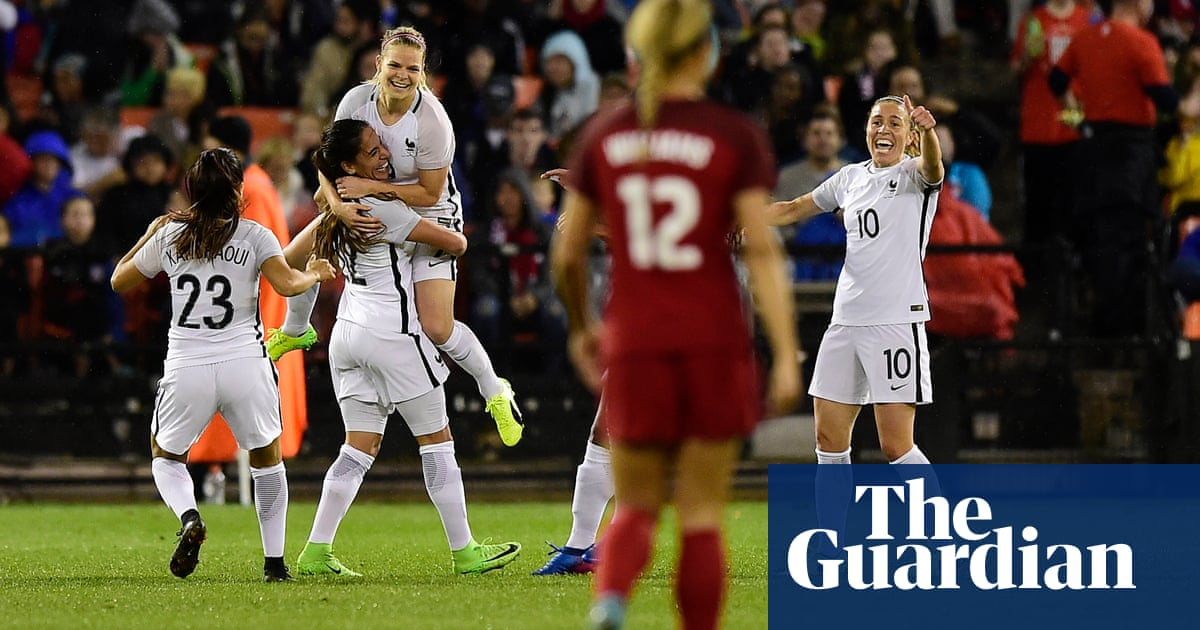 c943250d8 USA women suffer worst defeat in a decade as France win SheBelieves ...