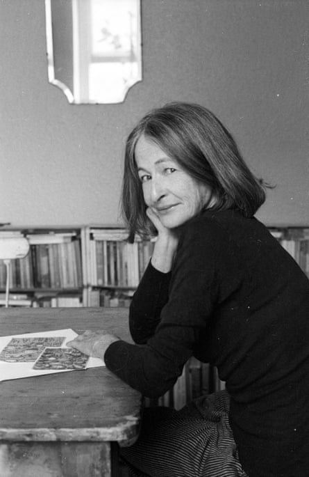 Australian author Madeleine St John