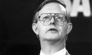 Gordon Wilson was credited with coining the slogan 'It's Scotland's Oil', which propelled the SNP to unprecedented levels of support in the 1970s.