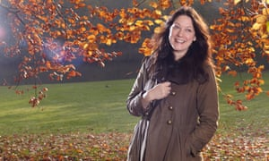 Author Helen Macdonald, who fronted the 'fascinating' The River: A Year in the Life of the Tay