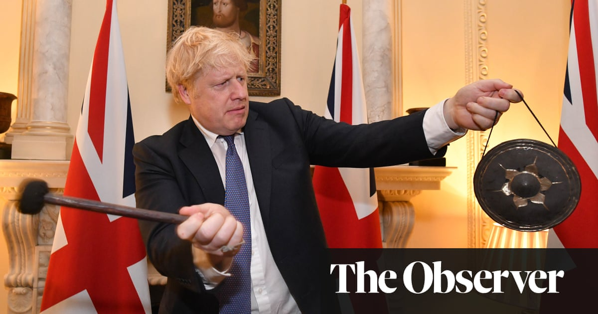 Boris Johnson curbs photographers' access to No 10