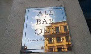All Bar One owner Mitchells & Butlers sees profits slip