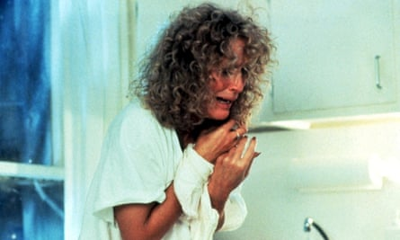 Glenn Close in Fatal Attraction