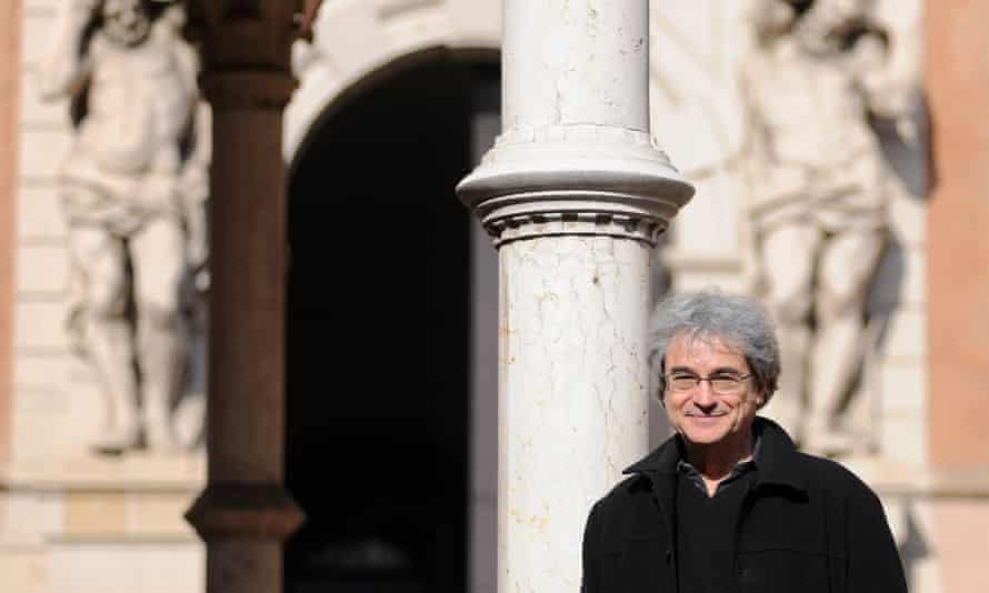 Carlo Rovelli in Bologna.