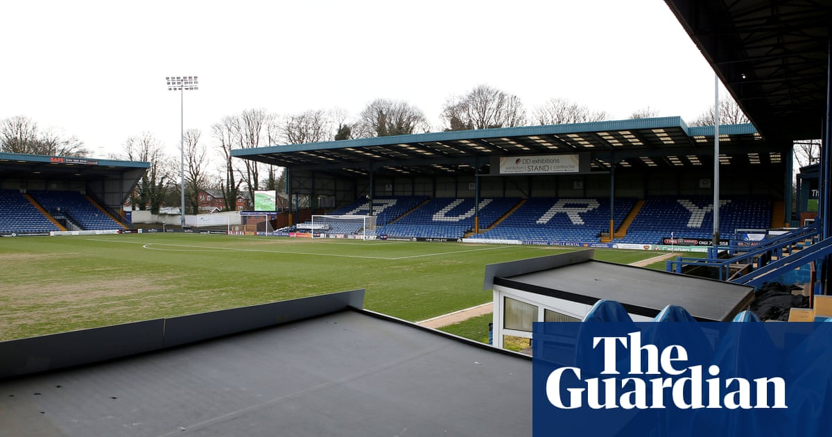 Another Bury fixture suspended as EFL's expulsion deadline looms