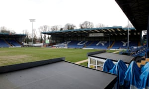 Bury are yet to play a match this season as uncertainty over their future continues