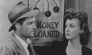 Detour, which seems to stand as much on the blasted plains of Depression-era America as behind the postwar Venetian blinds of noir.