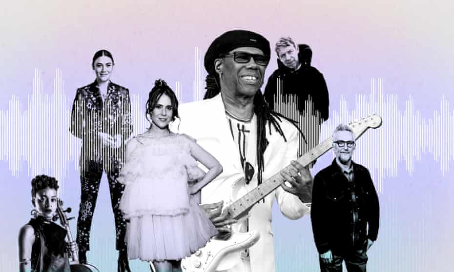 Ayanna Witter-Johnson, Nadine Shah, Kate Nash, Nile Rodgers, Gilles Peterson and Billy Bragg