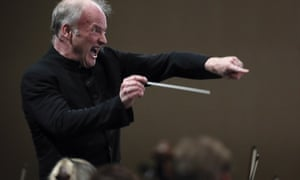 The balance is right ... conductor Gianandrea Noseda.