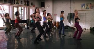 A dance scene from Center Stage