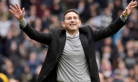 Frank Lampard insists 'Spygate' is no concern ahead of Leeds meeting
