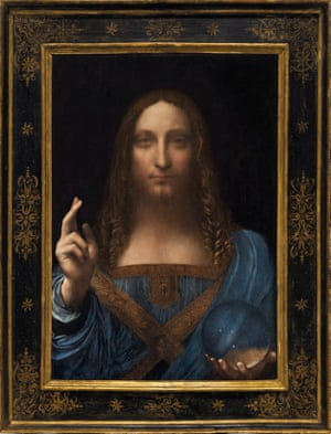 The Da Vinci Mystery Why Is His 450m Masterpiece Really Being Kept Under Wraps Art And Design The Guardian