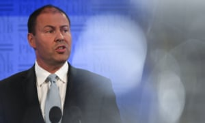 Energy minister Josh Frydenberg: 'Reducing our carbon footprint is a national problem requiring a national solution.'