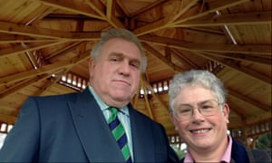 Fergus and Judith Wilson.