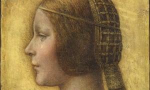 La Bella Principessa – the work of  Leonardo da Vinci or a forgery?