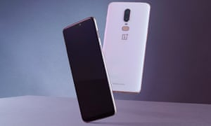 New OnePlus 6 adopts all-glass design and iPhone X-like features, undercutting Apple and Samsung on price.