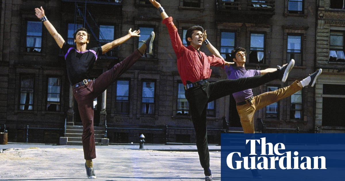 When you're a Jet and a Shark: West Side Story's George Chakiris