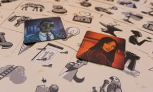 Codenames Pictures puts a graphical spin on 2015's hit word-based party game.
