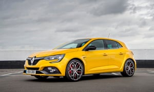 'It's not just an everyday Mégane that's been zhuzhed up. It's been given the full-on, hardcore, race-centric treatment': the latest RS 300 Trophy