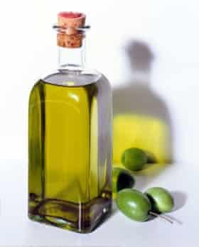 Liquid gold … olive oil has many benefits.