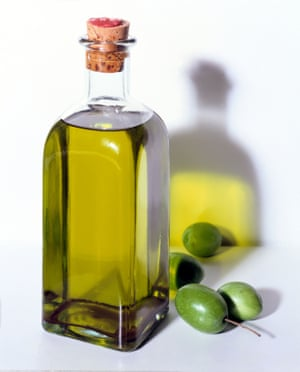 Liquid gold … olive oil has many benefits.