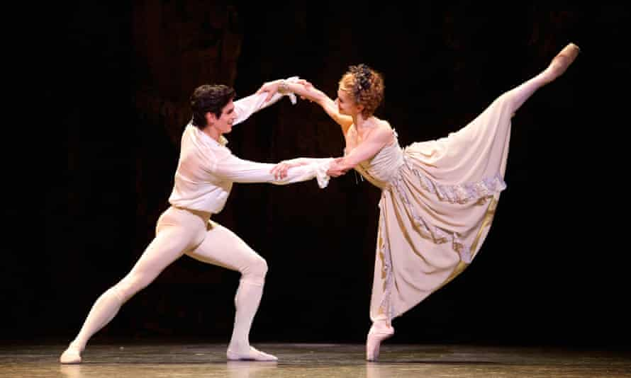 'Radiance': Marianela Nuñez as Manon, with Federico Bonelli, in a 2014 Royal Ballet production.