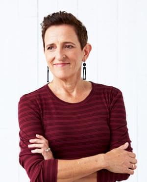 Australian author Charlotte Wood
