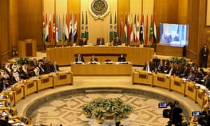 Arab League foreign ministers hold an emergency meeting in Cairo after Donald Trump's decision to recognise Jerusalem as the capital of Israel.