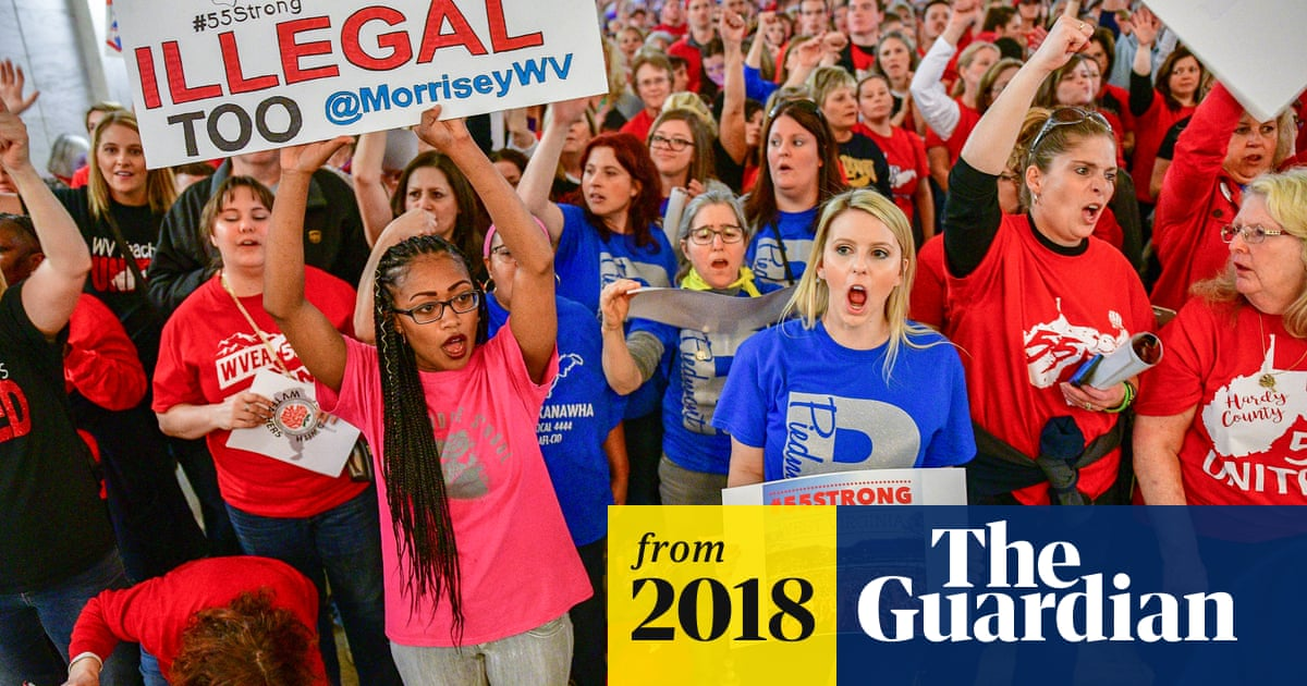 West Virginia teachers' strike ends as lawmakers accept pay