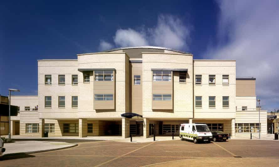 The Royal United hospital in Bath.