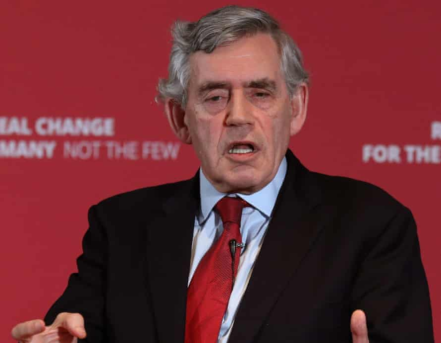 Gordon Brown: 'A formidable chancellor, but a floundering prime minister'