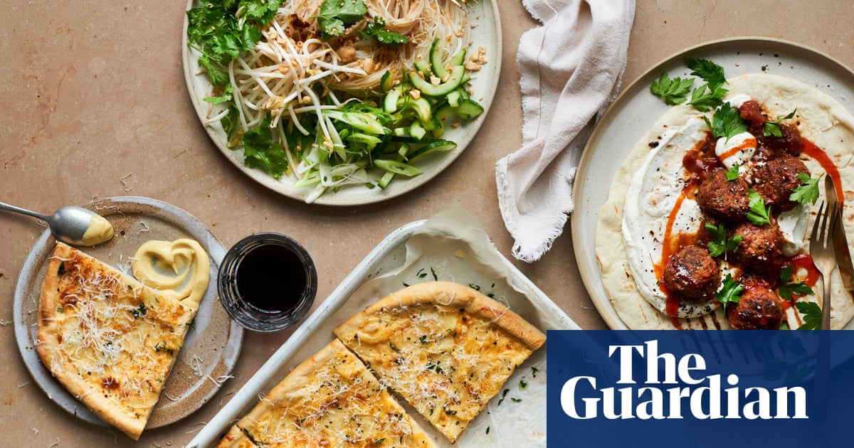 Noodles, tarts and meatballs: Claire Thomson's recipes for all the family to make
