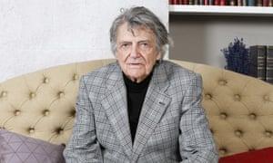 Jean-Pierre Mocky at Aix-en-Provence, 2015.